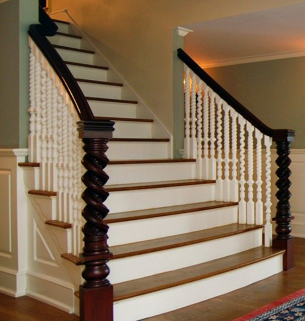 Staircase Design Ideas Remodels Photos: Staircase Remodel, Railing Design