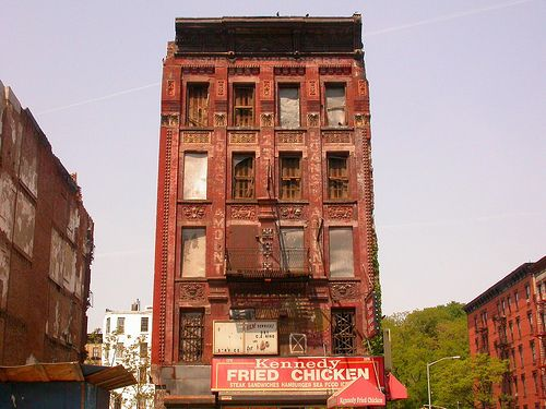 Last Harlem S Condemned Buildings Building Harlem The Neighbourhood