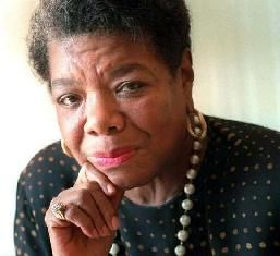 Maya Angelou. One of the wisest and most inspiring women of our time.