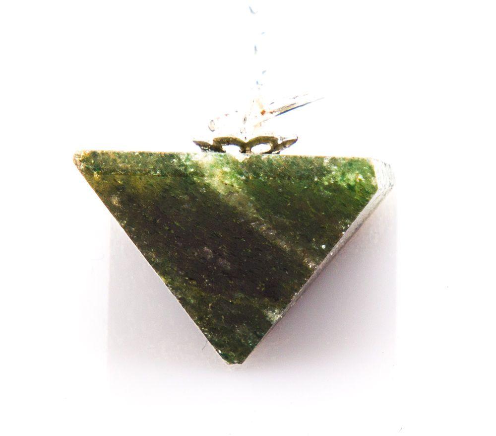 Aventurine Stone Pendulum Pyramid Dowsing Healing Chakra