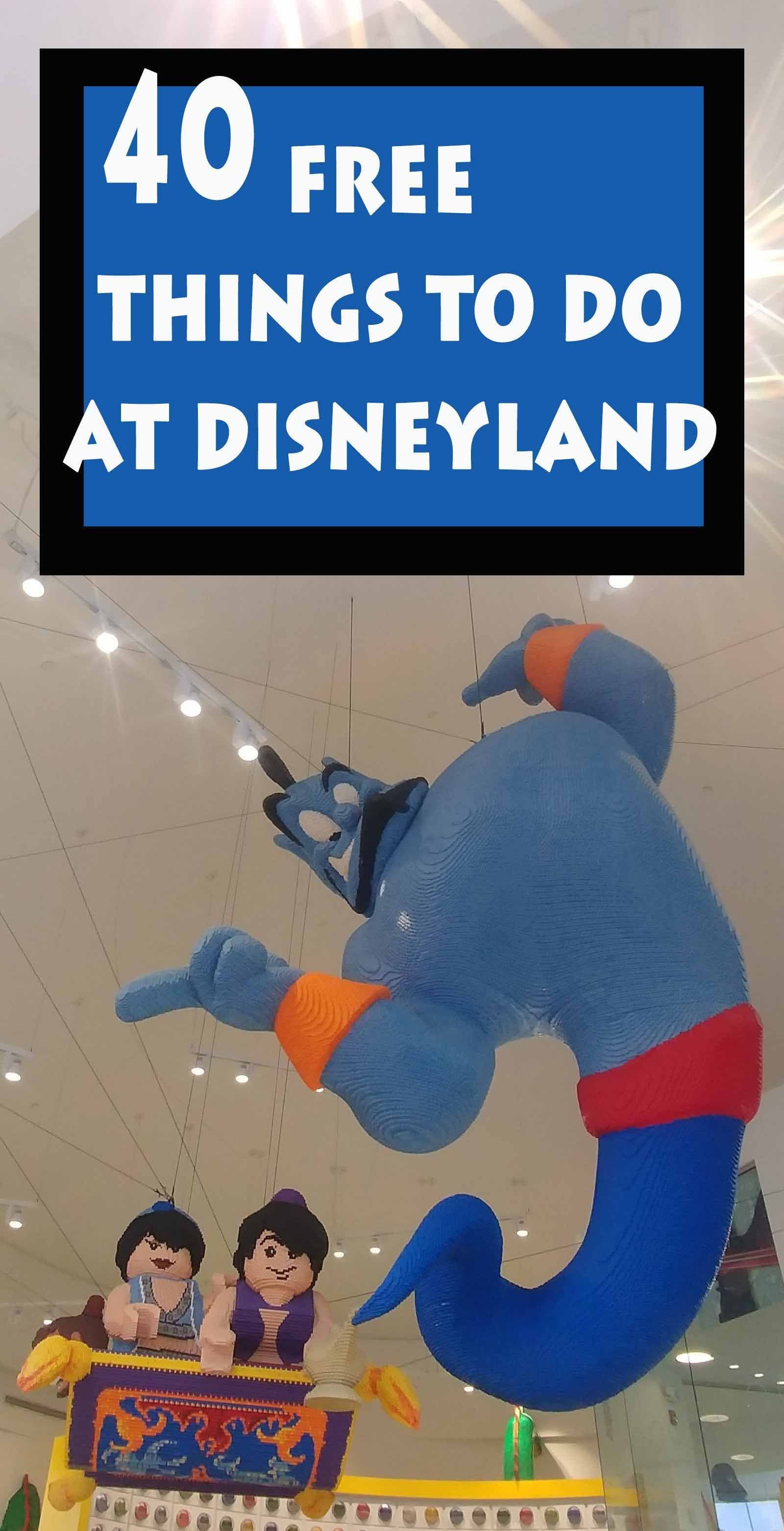 Photo of Sparen Sie Geld bei Disneyland mit einer vollständigen Liste KOSTENLOSER Aktivitäten. Disneyland, …