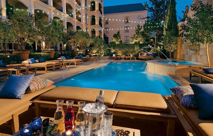 The Hotel Zaza Is A Boutique Luxury In Uptown Dallas