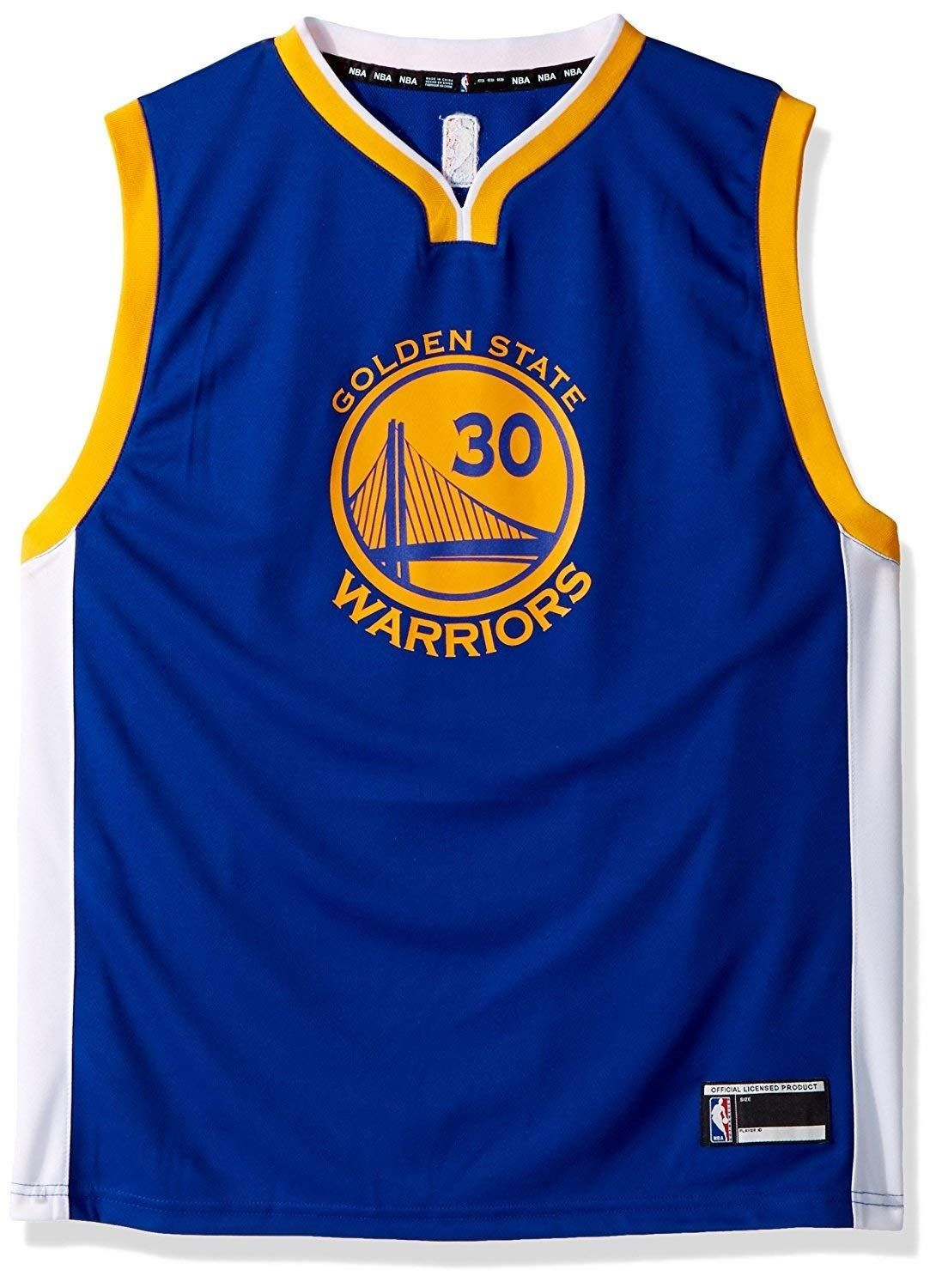new products 66184 0fc0b Outerstuff Stephen Curry Golden State Warriors #30 Youth ...
