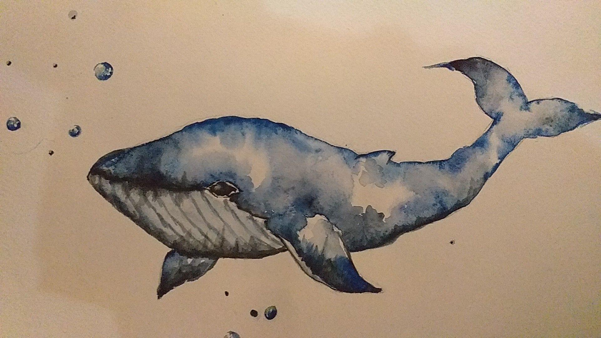 Обои профиль, рыбка, холст. Разное foto 9