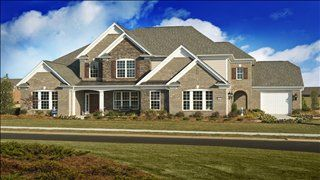 The chimneys of marvin by pulte homes 9915 chimney drive - 5 bedroom houses for sale in charlotte nc ...