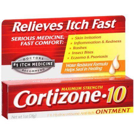 Cortizone Maximum Strength Ointment, 1 oz, Multicolor | Products