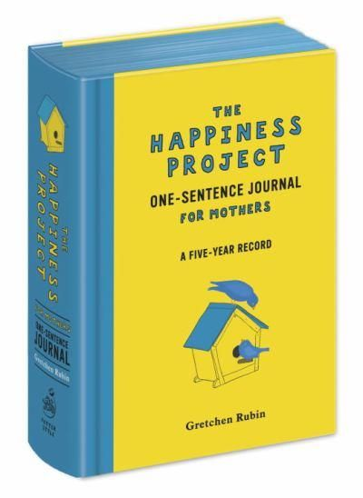 happiness-project-one-sentence-journal-for-mothers