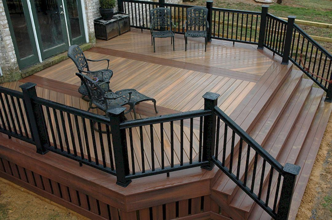 Small Deck Ideas - Decorating Porch Design On A Budget ...