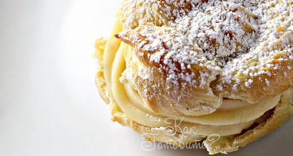 Photo of Заварные творожные пирожные