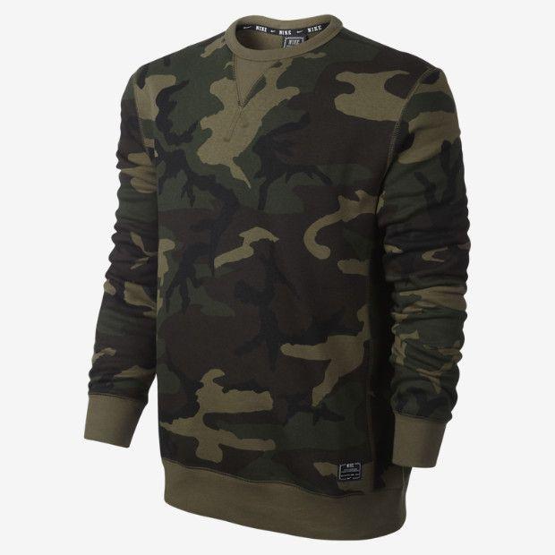 Nike Foundation ERDL Crew Men s Sweatshirt  95ff46f9f15