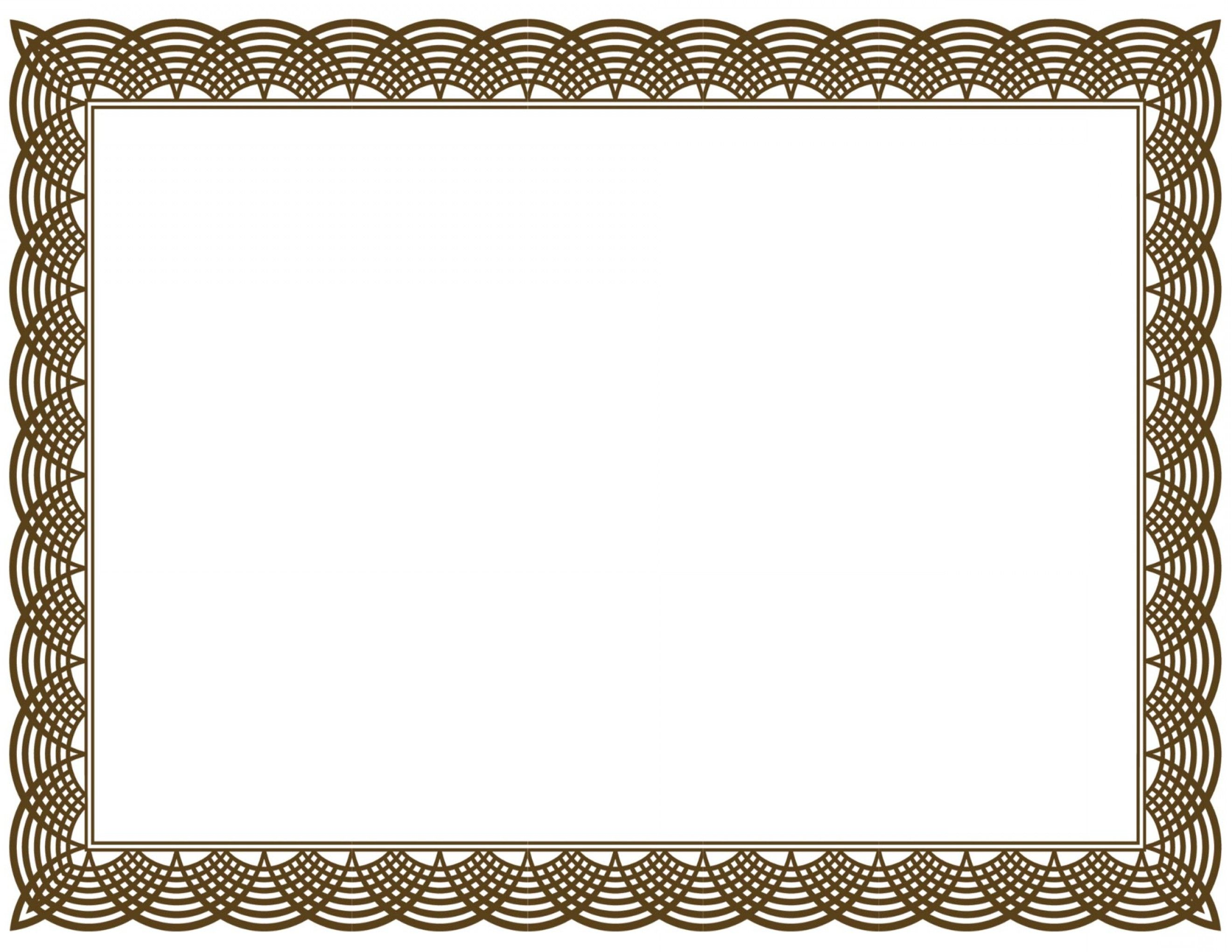 Free Vector Certificate Border Clip Art Layout Vectorealy ...