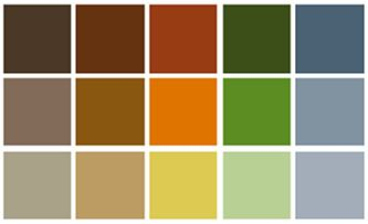 Captivating Earth Tones Color Schemes Great Pictures