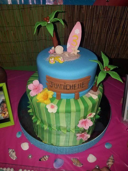 Cake Design Moana : Cake Moana Ideas Moana Pinterest