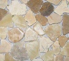 Beach Mix Mosaics 12X12