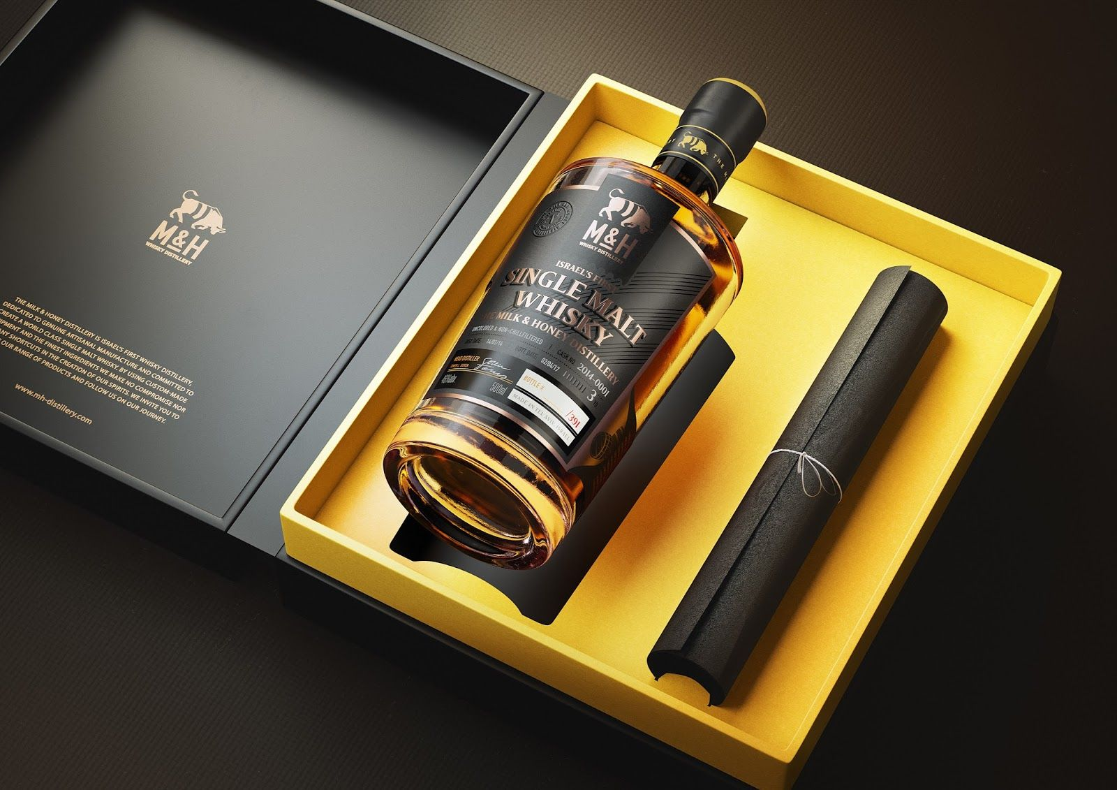 Israel S First Single Malt Whisky In 2020 Whisky Packaging Single Malt Whisky Single Malt