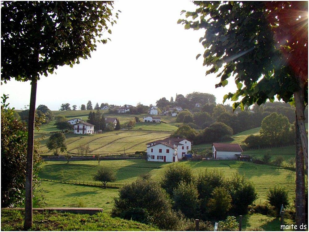 Espelette - Pyrénées-Atlantiques - 20 septembre 2010