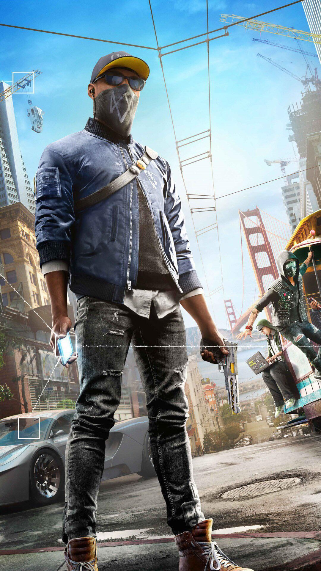 Watch Dogs In 2020 Watch Dogs Watch Dogs 1 Gaming Wallpapers Watch dogs 2 wallpaper hd for android