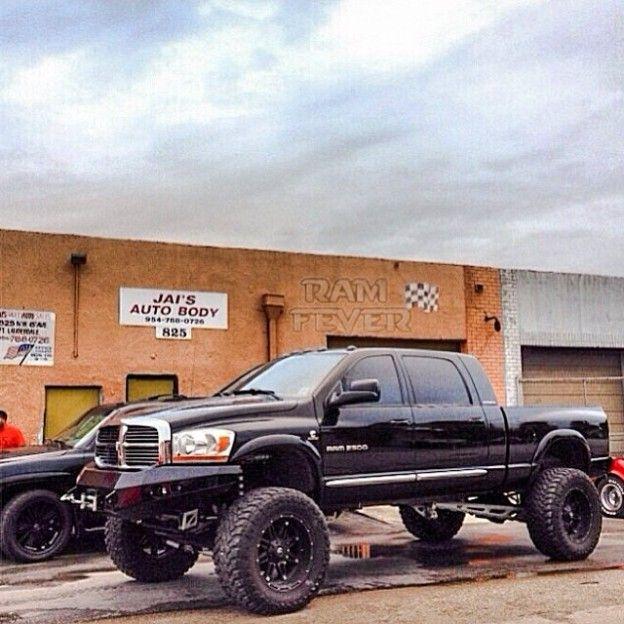 The Ram Is A Fullsize Pickup Truck From Chrysler's Dodge