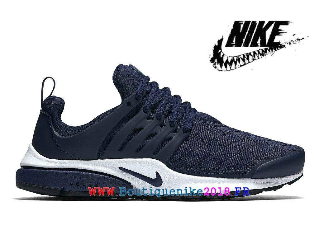Chaussures De Sports Nike Pas Cher Pour Homme Nike Air Presto Se