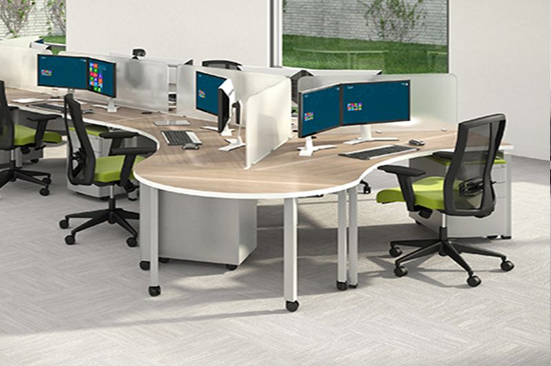 knoll 120 degree 48h quality preowned office furniture office ideas pinterest box file and office furniture