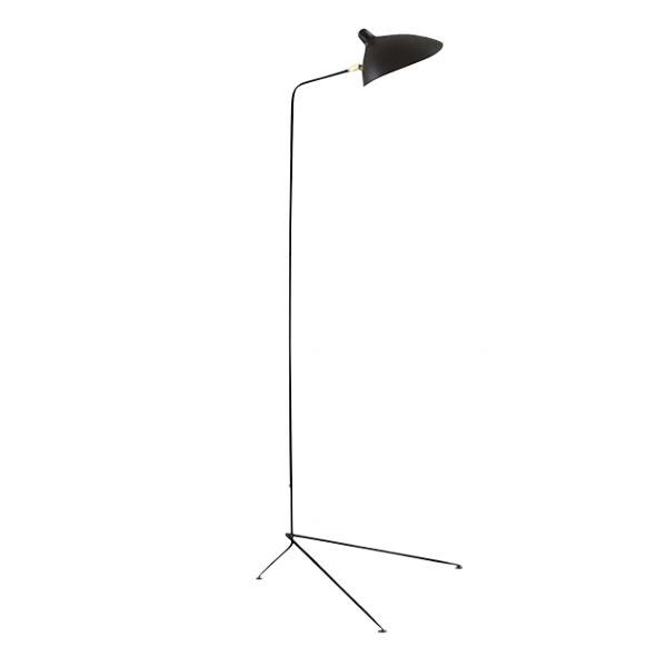 Black Orchid Floor Lamp From Bluesuntree With Images Lamp Floor Lamp Floor Lights
