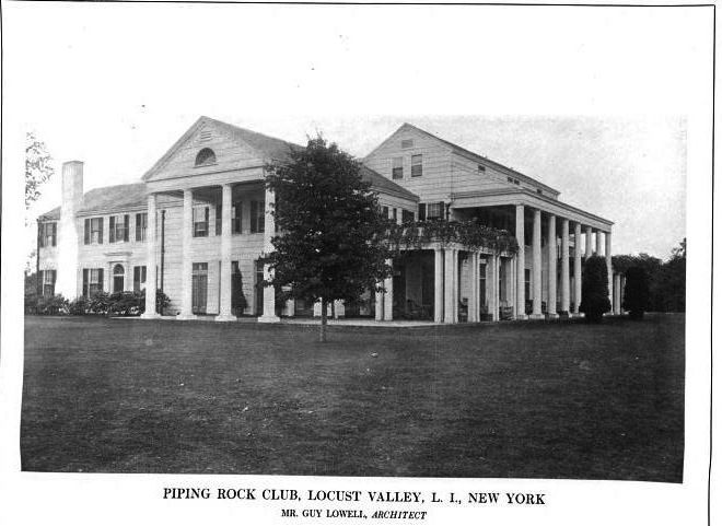 The Piping Rock Club, Locust Valley NY | Eastern Standard