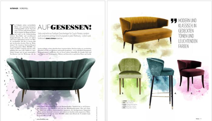 pin von wohnenmitklassikern auf raum tendenzen pinterest couch sofa und raum. Black Bedroom Furniture Sets. Home Design Ideas