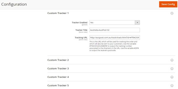 Magento 2 Advanced Carrier Tracking