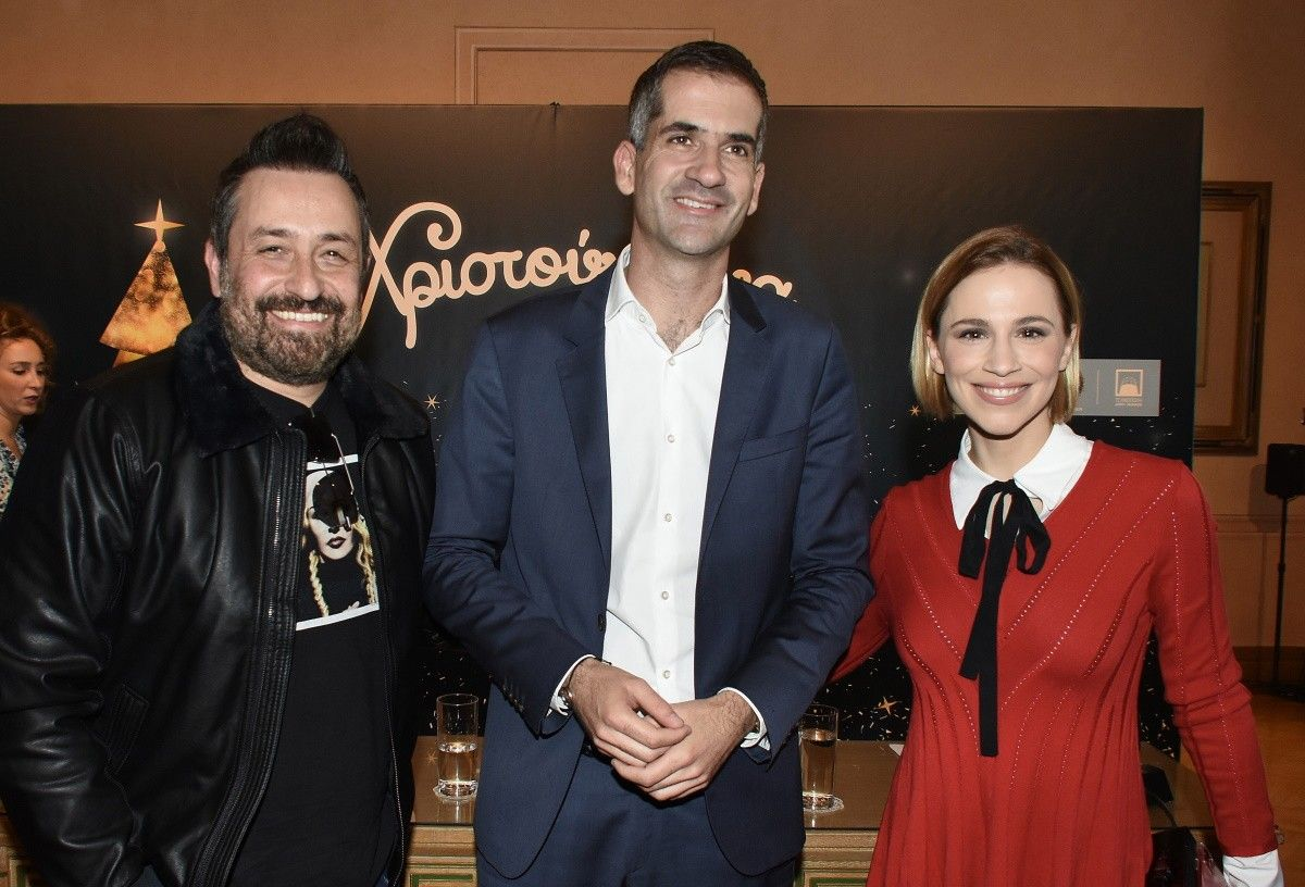 Media «Η Αθήνα υποδέχεται το 2020» με την Νάντια Μπουλέ