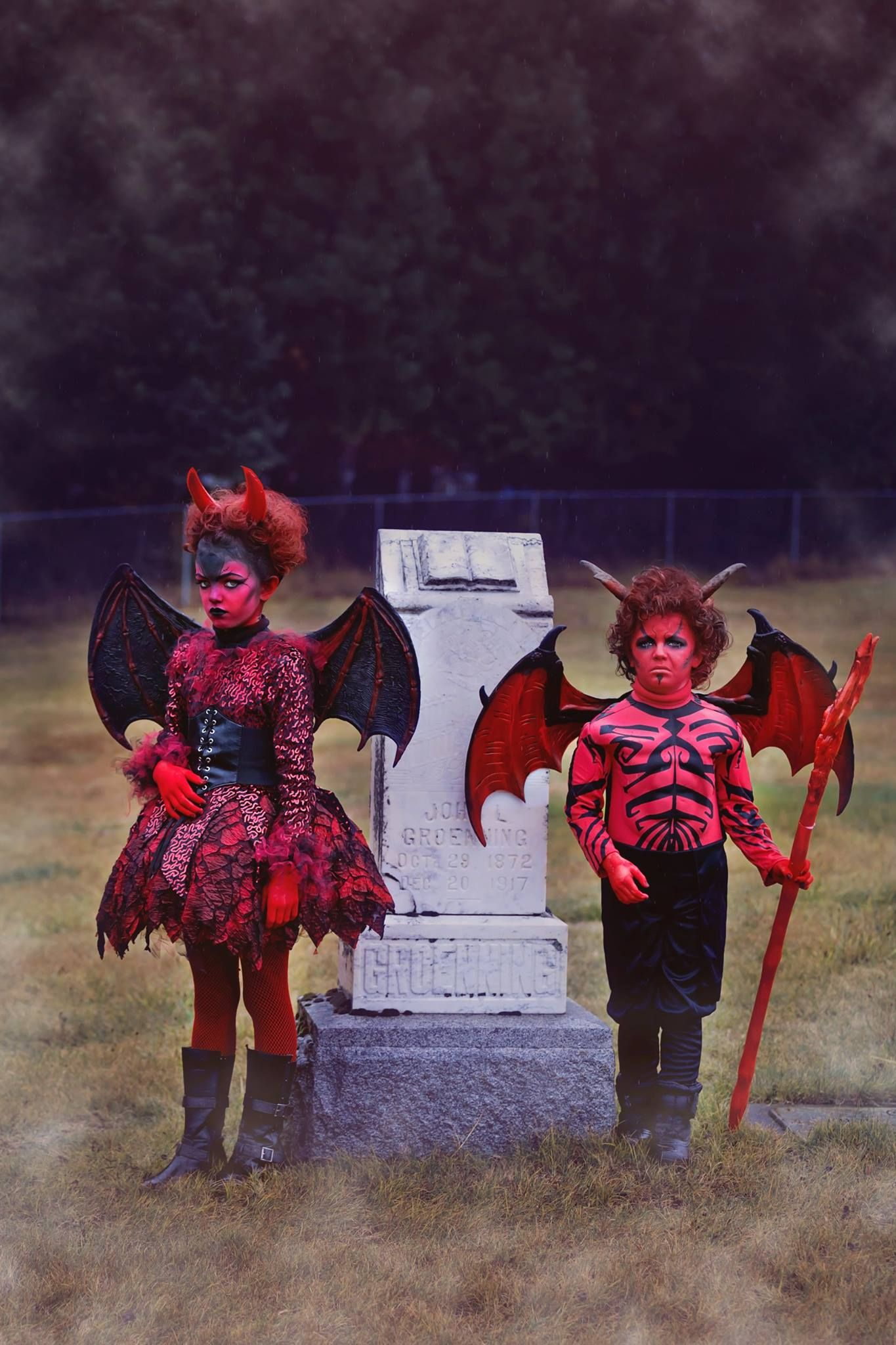 little devils halloween costume devil costume, devil makeup