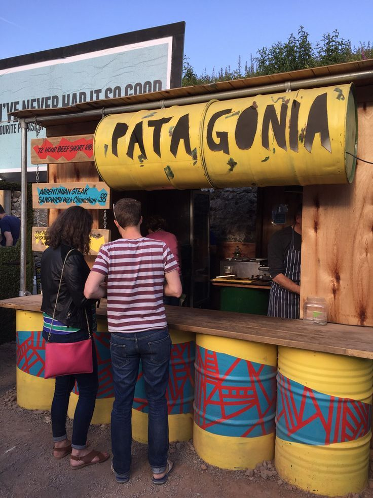 Cardiff Street Food Circus Desain Restoran Kedai Kopi Kreatif