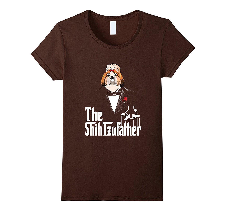 The Shih Tzu Father Mafia Dog Shirt - Father's Day 2017 gift