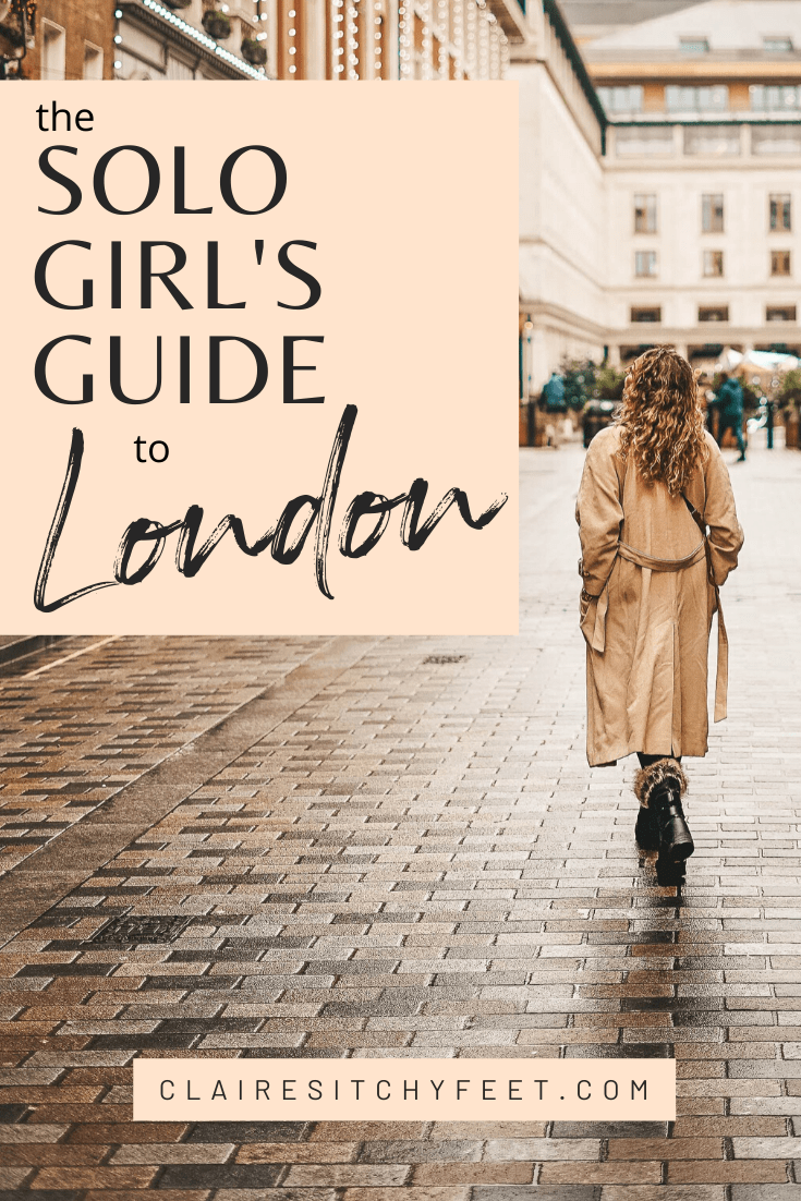 Looking for things to do in London alone? In this Solo guide to London I share with you some of the best things to see, do, and eat in London as well as where to stay in London. #visitlondon #wheretostayinlondon #londonsolo #sologuidetolondon