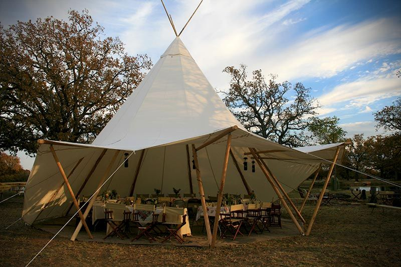 Under Canvas Events - tipi marquee. $3500-$6000 including setup & Under Canvas Events - tipi marquee. $3500-$6000 including setup ...