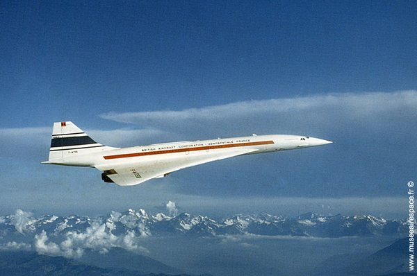 november 4th 1970 concorde passes mach 2 for 53 minutes prototype f wtss flies 2469 km h. Black Bedroom Furniture Sets. Home Design Ideas