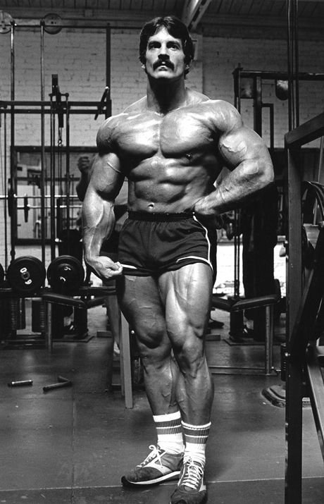 Dr HITu0027s High Intensity Bodybuilding MIKE MENTZER IN THE MODERN - fresh arnold blueprint day 19