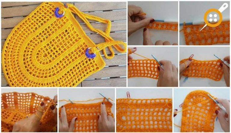 1bb689a759ef0 Yazlık oval fileli çanta yapımı #çanta #çantamodelleri #örgüçanta  #örgüçantamodelleriyeni #bags #