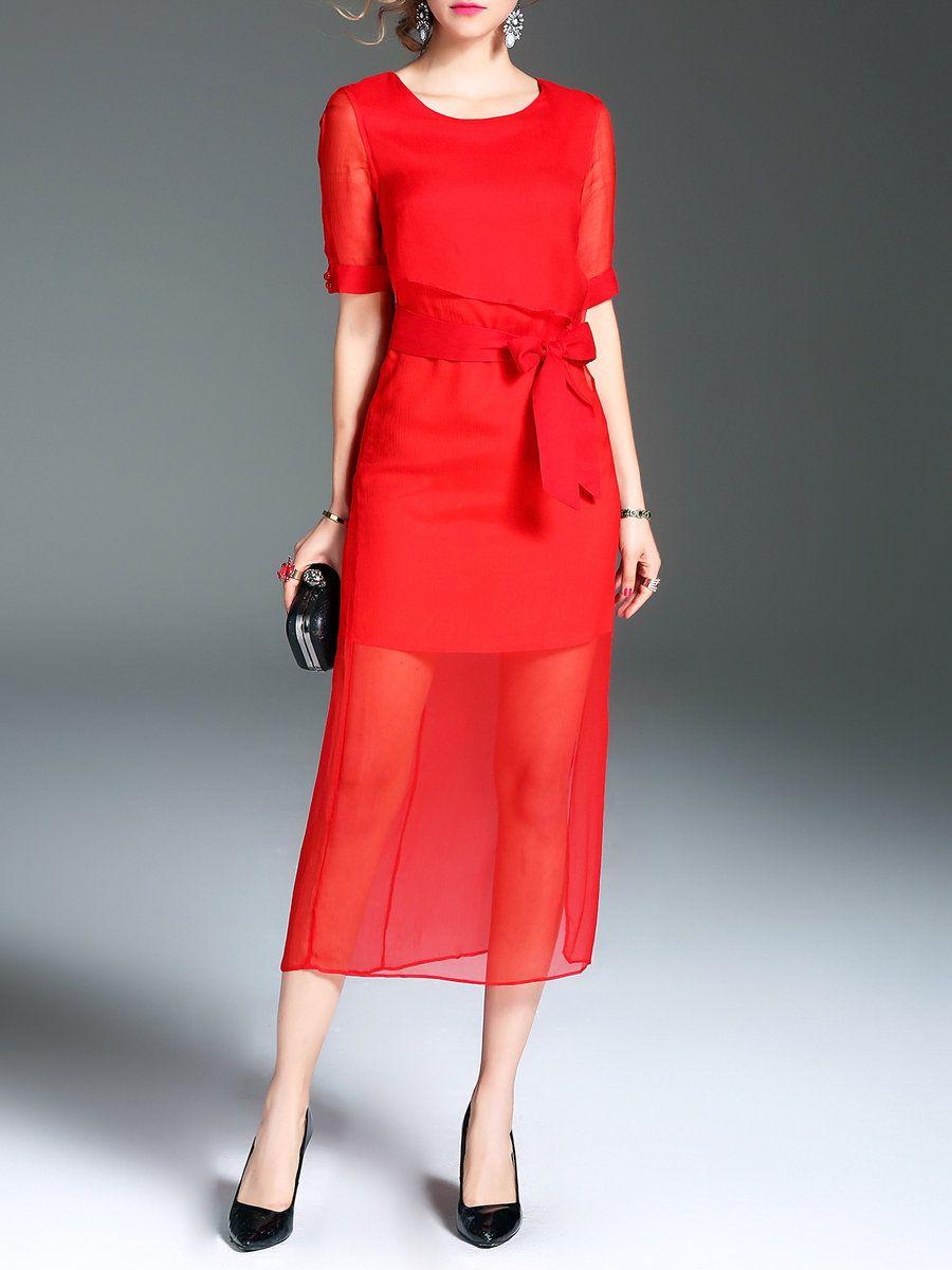 Adorewe stylewe designer midi dresses designer yum casual short