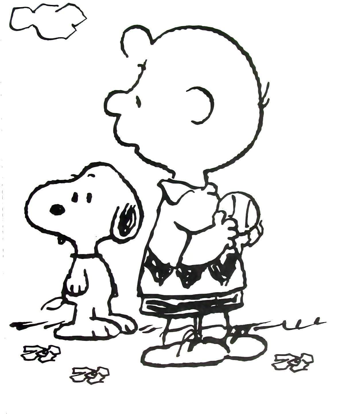 Pin On Peanuts Coloring Book Pages
