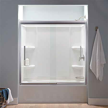 Ping For A Bathtub And Wall Surround Kit Premium Composites Solid Surface 600 To 1 200 Fibergl 300