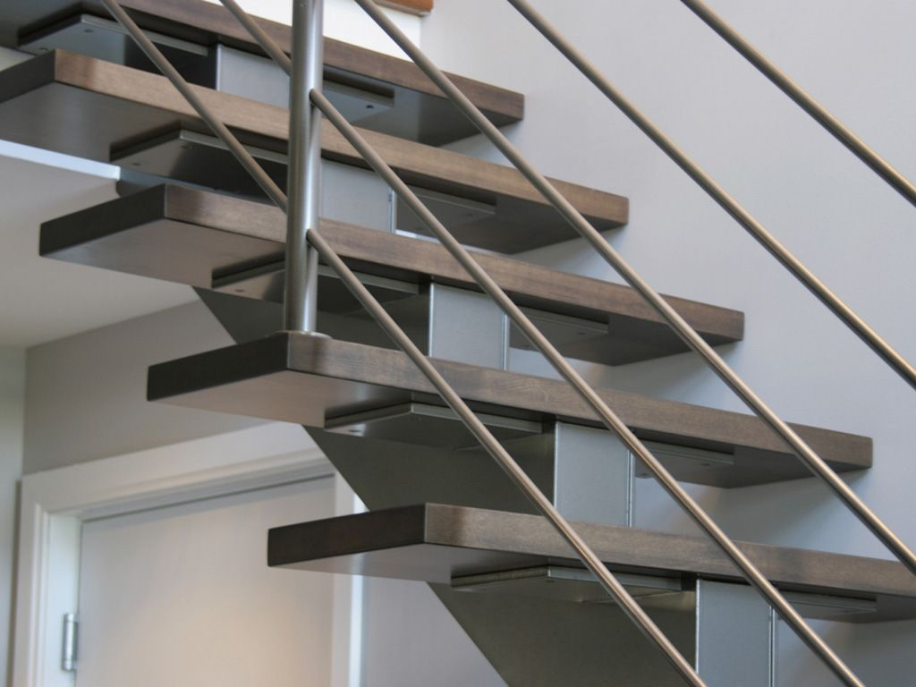 Stairs · Double Stringer ...