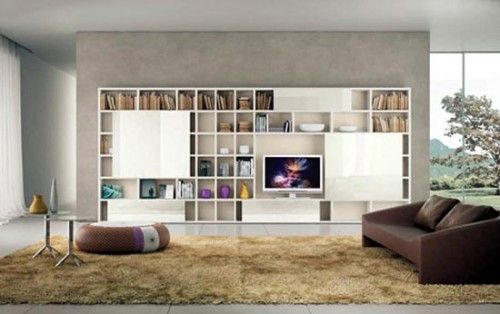 Estilo de muebles para un living room moderno 1 estilo de muebles ...