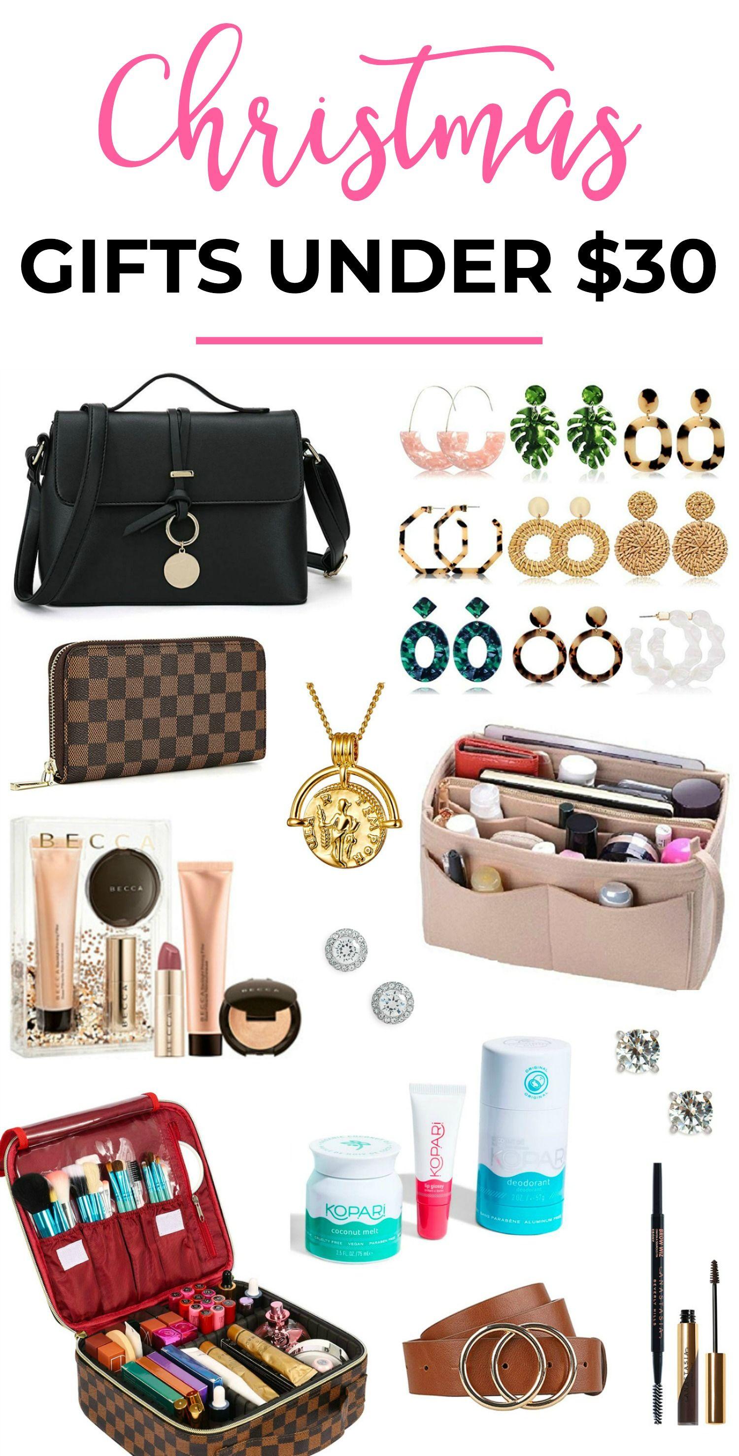 Christmas Gift Guide For Women Under 30 Christmas Gifts For Women Best Christmas Gifts Gifts For Women