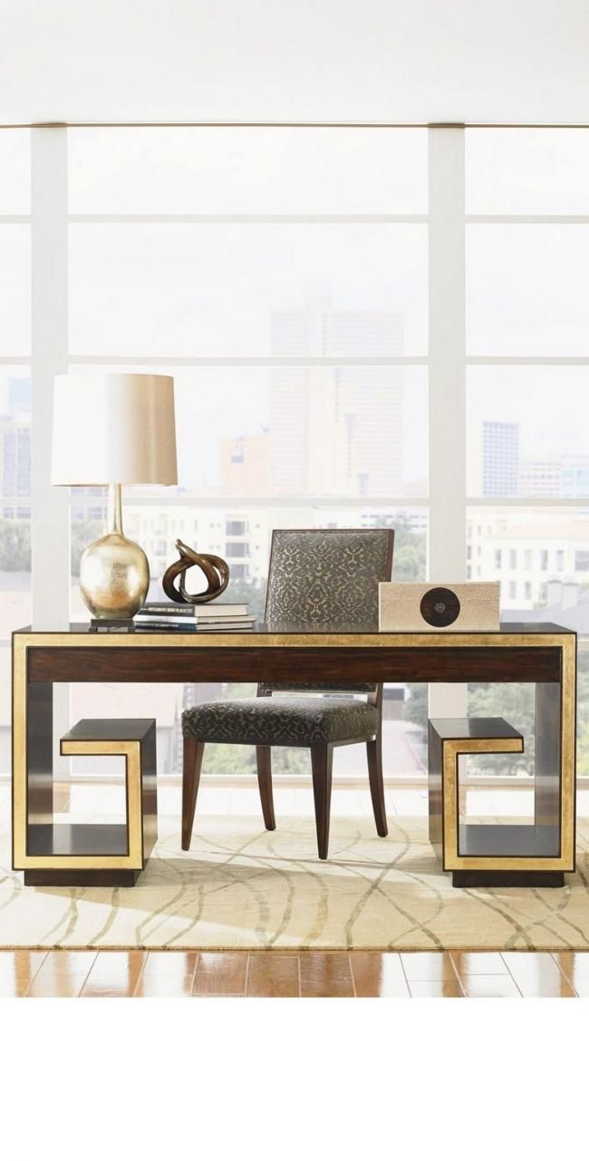30+ Modern Desk Furniture Ideas For Home Offices Page 10