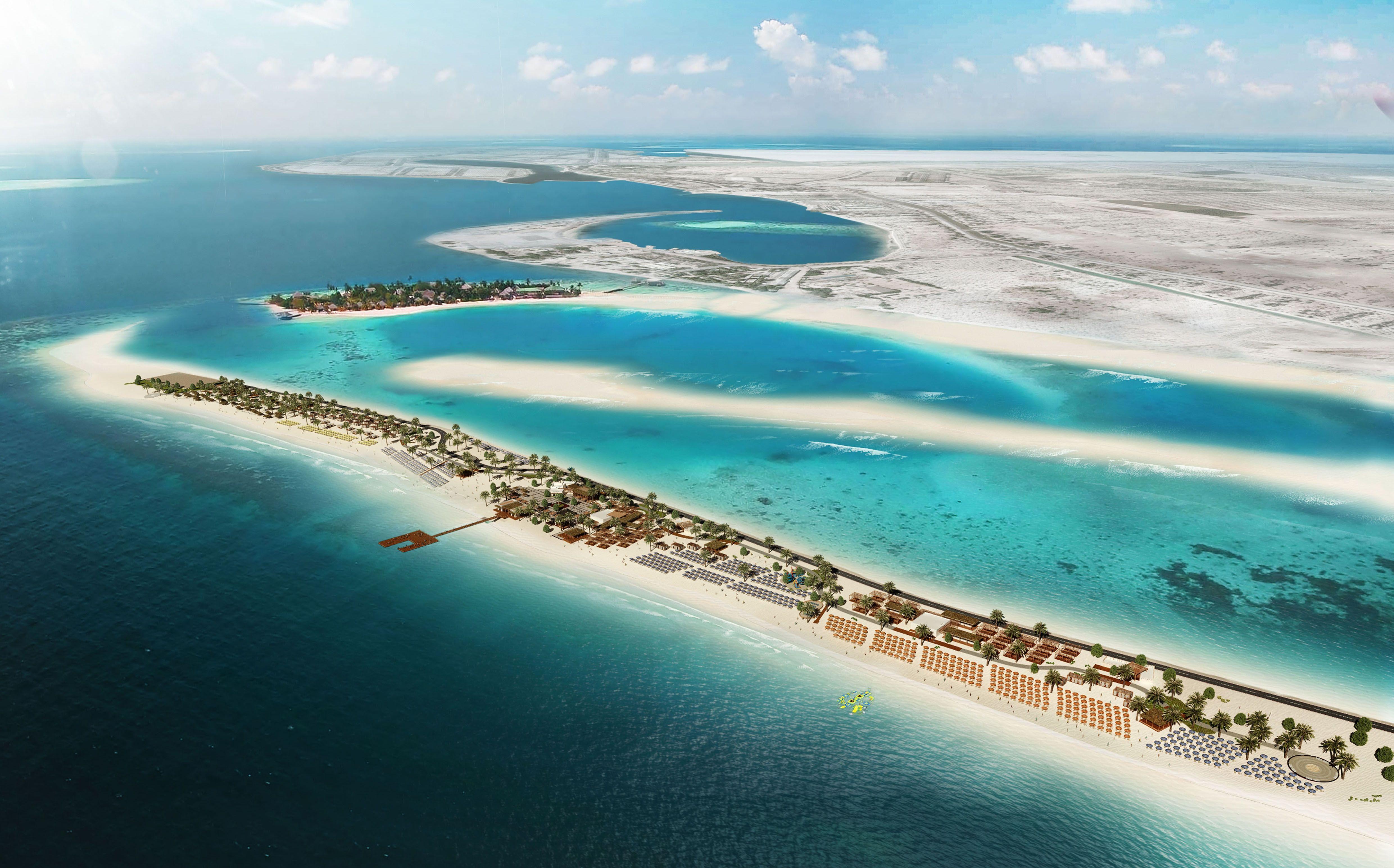 Experience Sir Bani Yas Island Via Msc Cruises Msc Cruises Abu Dhabi Travel Island Destinations