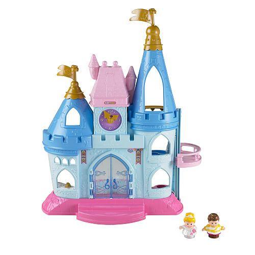 Fisher Price Little People Disney Princess Cinderella