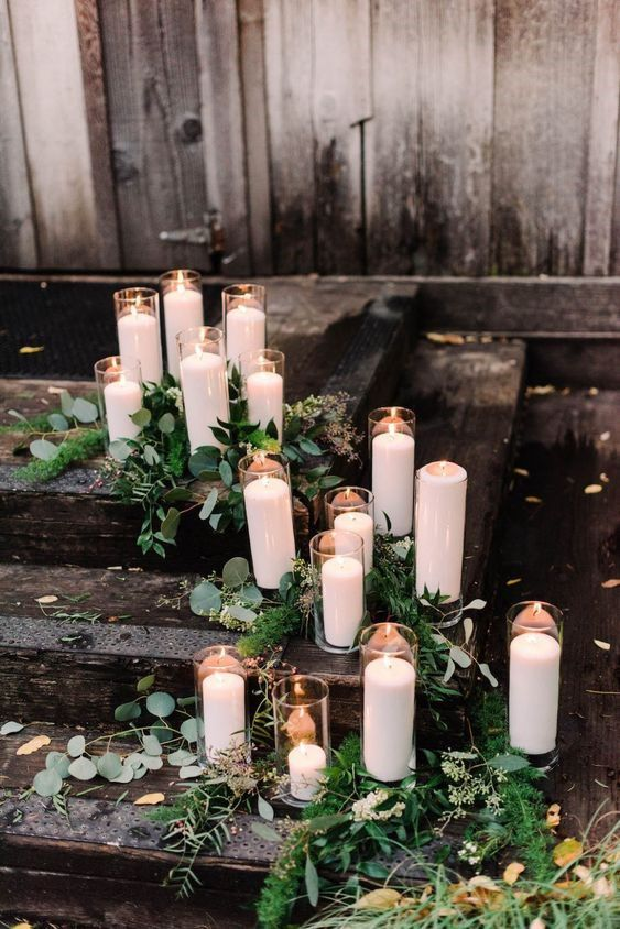 30+ Rustic Fall Wedding Ideas to Steal #fallweddingideas