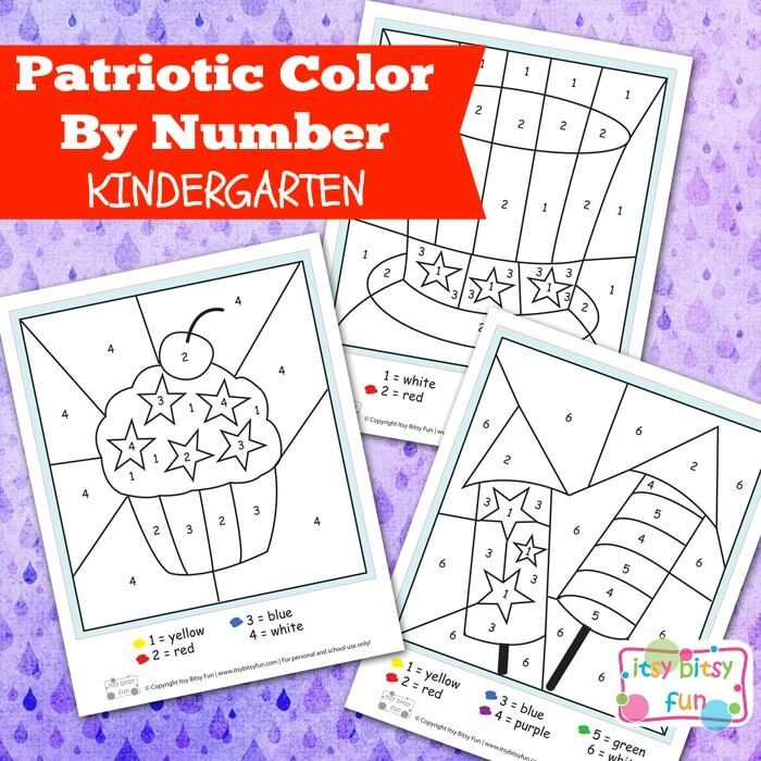 25 4th of July Activities for Kids #patriotsdaycraftsforkids