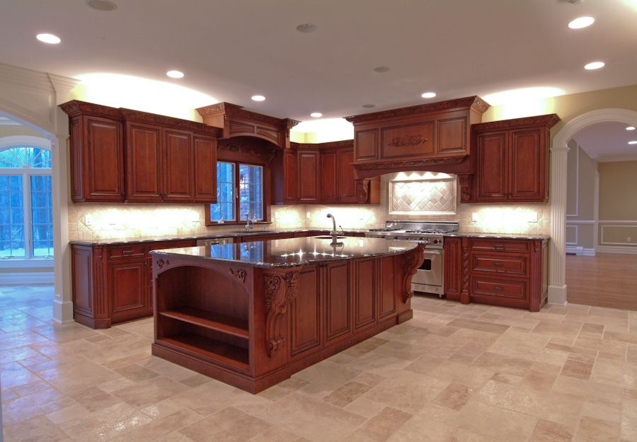 Custom Kitchen Designs | Custom Kitchen Designs by Kevo Development ...