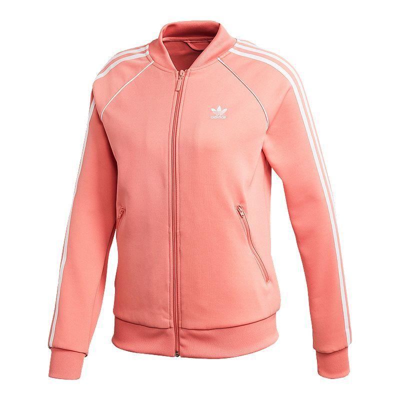 adidas Originals Women's Superstar Track Jacket | Outfits ...